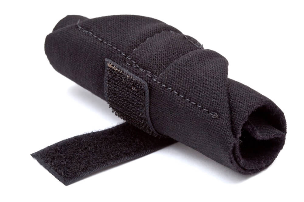 Draper Canine Therapy® Dog Wraps offer a comfortable and secure bandage for therapeutic relief after surgery, injuries or arthritic conditions.