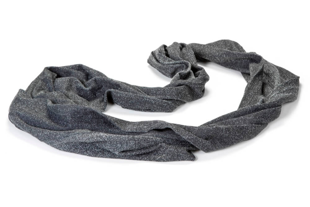 Draper Body Therapy® Gray Infinity Scarf