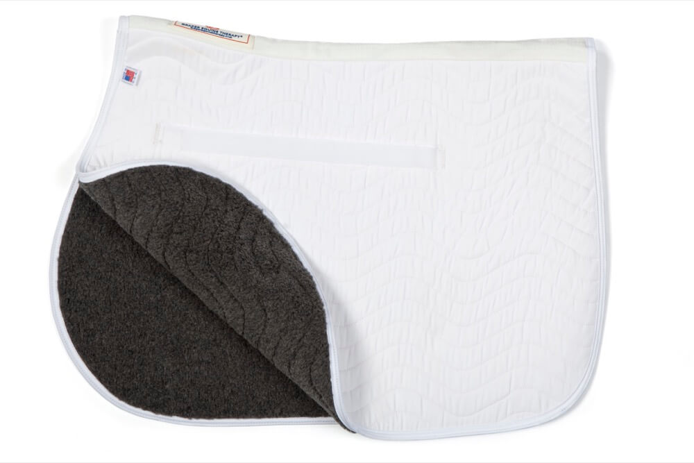 Draper Equine Therapy® Jumper Saddle Pad