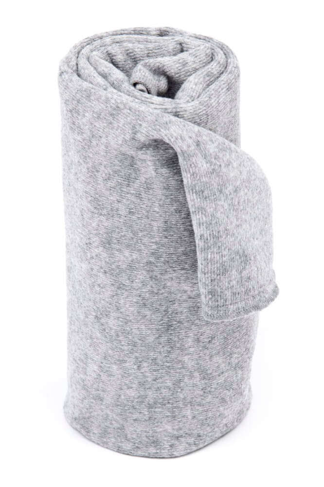 Draper Body Therapy® Travel Blanket offers a comfortable and lightweight option for therapeutic relief. The Travel Blankets fit well in carry on luggage but can be also used at home as a lap blanket, chair cover or sleep liner.